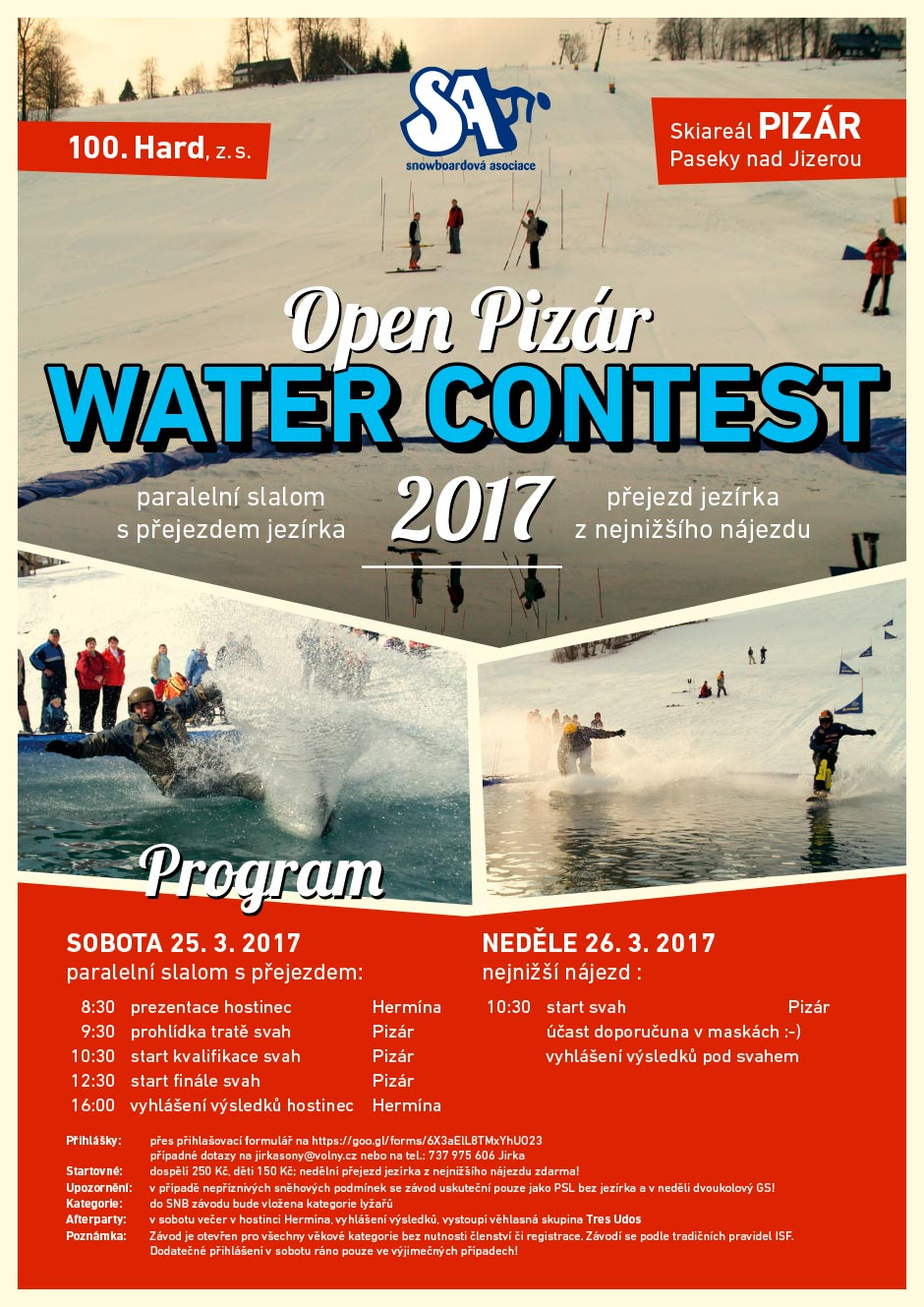 water contest 2017